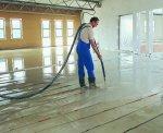 Wylewka na ogrzewanie podłogowe - miksokret